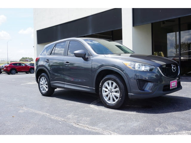 Pre Owned 2015 Mazda Cx 5 Sport Fwd 4d Sport Utility
