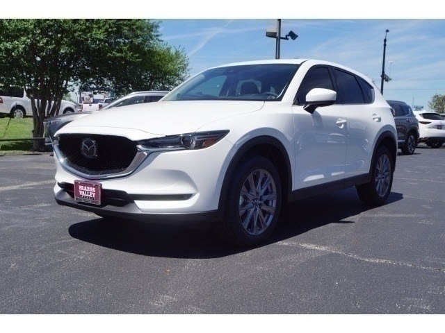 Pre-Owned 2019 Mazda CX-5 Grand Touring Reserve