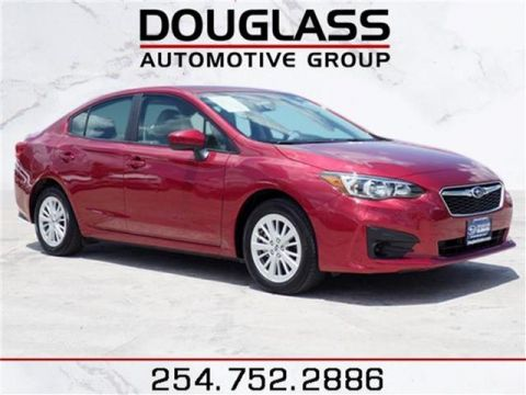 Pre-Owned 2018 Subaru Impreza 2.0i Premium (CVT) 4dr All-wheel Drive Sedan AWD Sedan