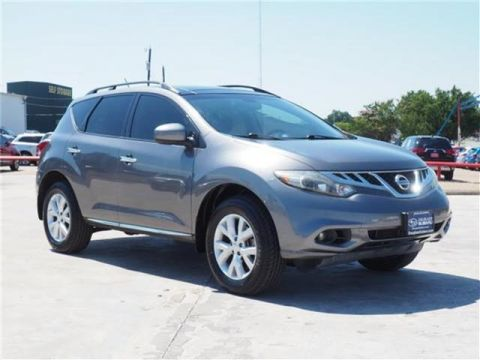 2014 Nissan Murano SV 4dr Front-wheel Drive